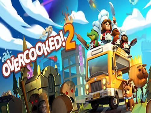 Overcooked 2: Enredo do jogo