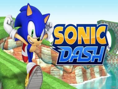 Sonic Dash: Trama del Gioco