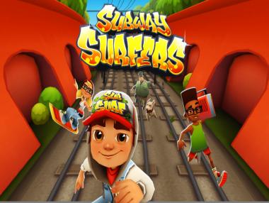 Subway Surfers: Trama del Gioco
