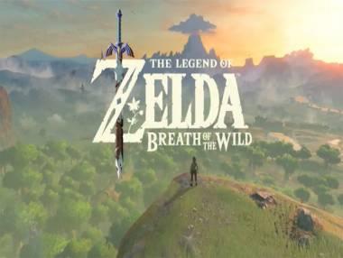 The Legend of Zelda: Breath of the Wild: Trama del Gioco