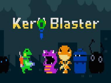 Kero Blaster: Trama del Gioco