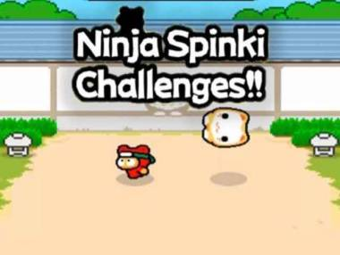 Ninja Spinki Challenges: Trama del Gioco