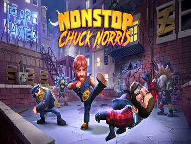 Nonstop Chuck Norris: Trama del Gioco