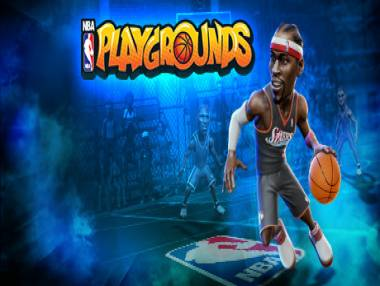NBA Playgrounds: Trama del Gioco