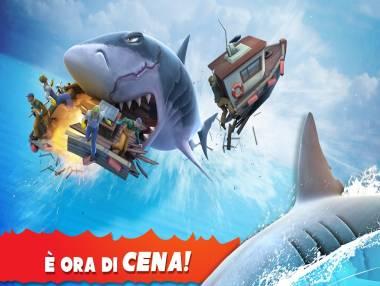 Hungry Shark Evolution: Trama del Gioco