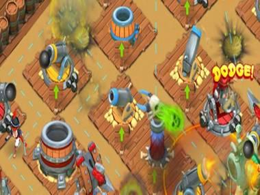 Survival Arena: Trama del Gioco