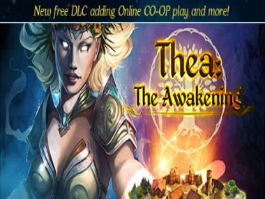 Thea: The Awakening: Trama del Gioco