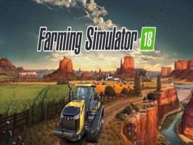 Farming Simulator 18: Trama del Gioco