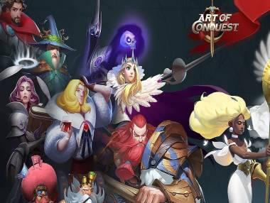 Art of Conquest: Trama del Gioco
