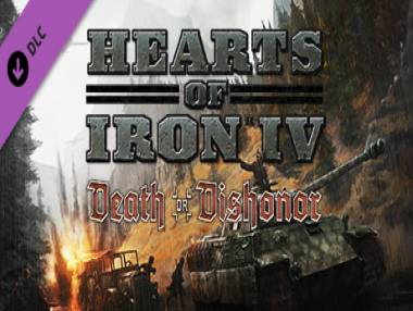 Hearts of Iron IV: Death or Dishonor: Trama del Gioco