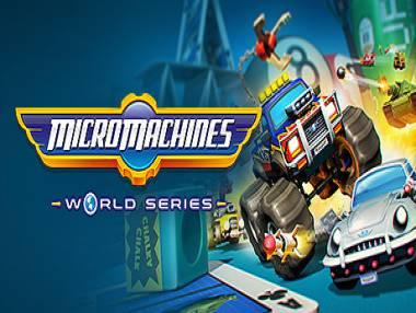 Micro Machines World Series: Trama del Gioco