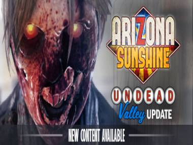 Arizona Sunshine: Trama del Gioco