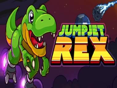 JumpJet Rex: Trama del Gioco