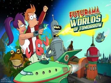 Futurama: World of Tomorrow: Trama del Gioco