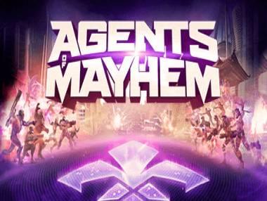 Agents of Mayhem: Trama del Gioco