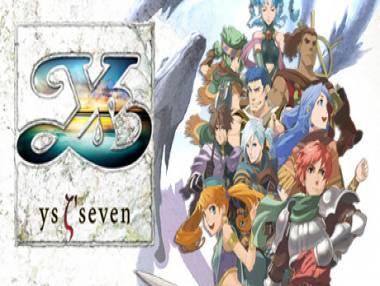 Ys Seven: Trama del Gioco