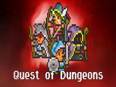 Quest of Dungeons: Trama del Gioco