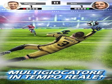 Football Strike - Multiplayer Soccer: Trama del Gioco