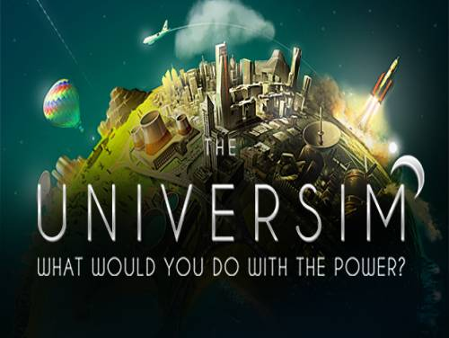 The Universim: Plot of the game