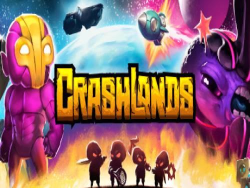 Crashlands: Trama del Gioco