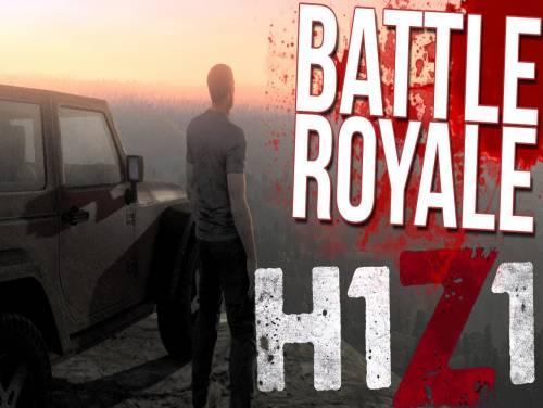 H1Z1: Battle Royale: Trama del Gioco