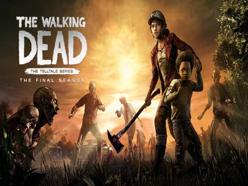 The Walking Dead: The Telltale Series - The Final: Trama del Gioco