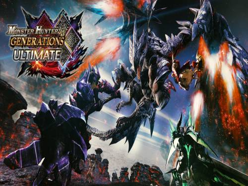 Monster Hunter Generations Ultimate: Trama del Gioco