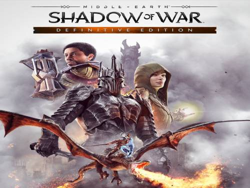 Middle-earth: Shadow of War Definitive Edition: Trama del Gioco