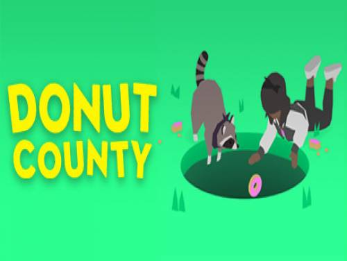 Donut County: Plot of the Game