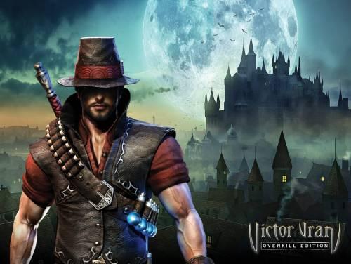 Victor Vran: Overkill Edition: Trama del Gioco
