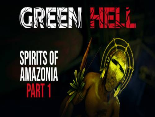Green Hell: Plot of the game