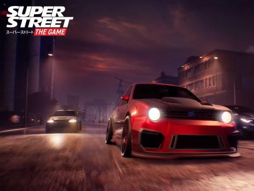 Super Street: The Game: Trama del Gioco