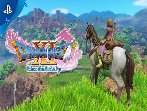 Dragon Quest XI: Echoes of an Elusive Age: Trama del Gioco