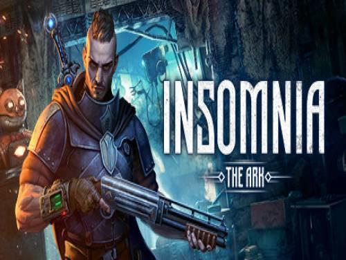 INSOMNIA: The Ark: Trama del juego