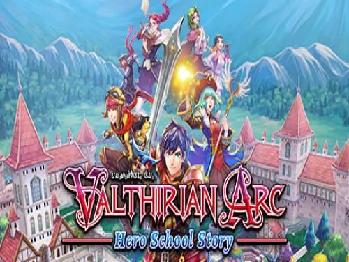 Valthirian Arc: Hero School Story: Trama del Gioco