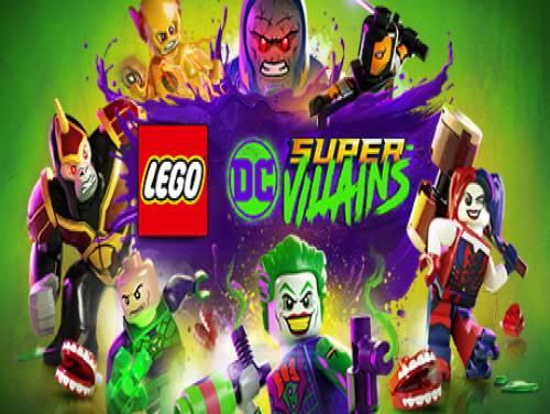 LEGO DC Super-Villains: Trama del Gioco