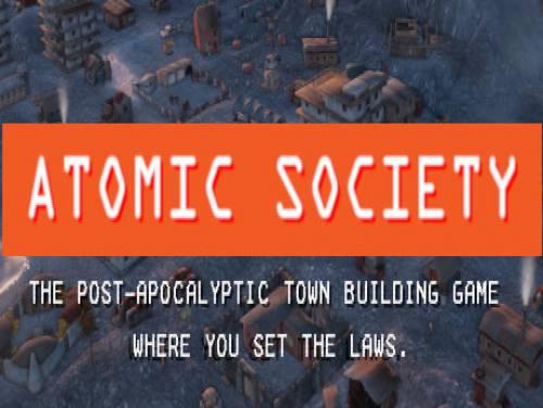 Atomic Society: Trama del Gioco