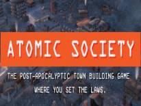 Atomic Society: +4 тренер (0.1.0.5) : Нет Нужды Граждан, Строительство Легко и Нет Ухудшения