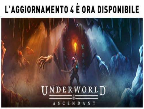 Underworld Ascendant: Videospiele Grundstück
