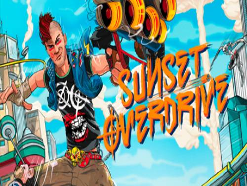 Sunset Overdrive: Plot of the game