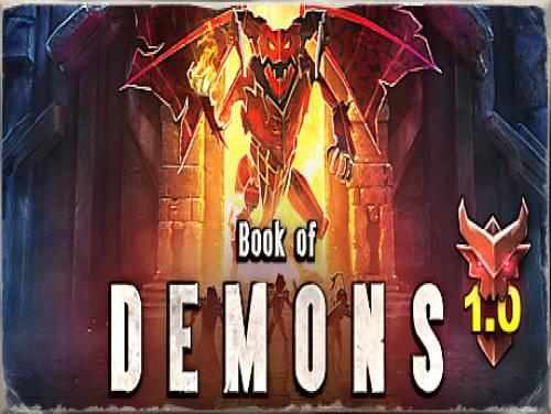 Book of Demons: Trama del Gioco