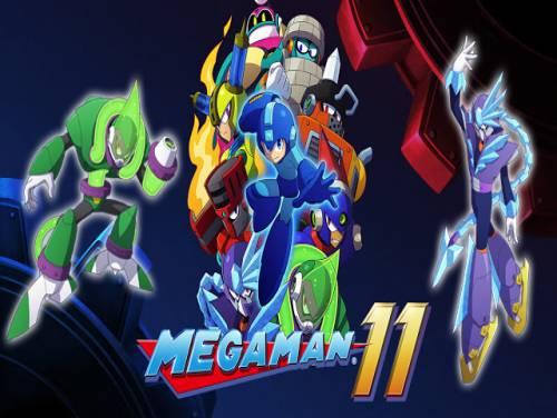Mega Man 11: Trama del Gioco