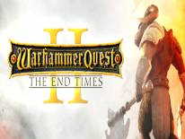 Warhammer Quest 2: The End Times: Cheats and cheat codes
