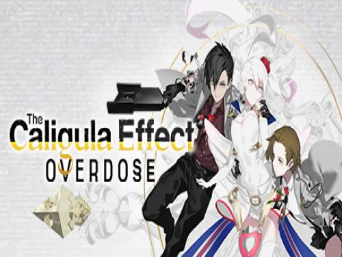 The Caligula Effect: Overdose: Plot of the Game