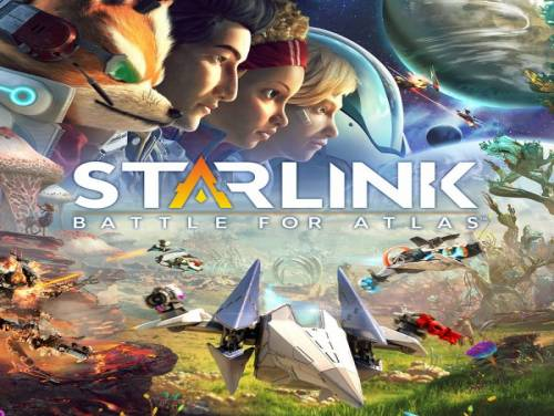 Starlink: Battle for Atlas: Videospiele Grundstück