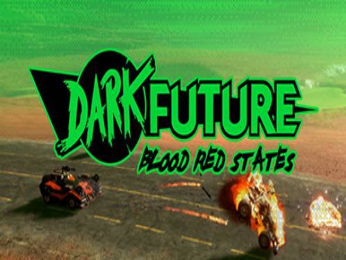 Dark Future: Blood Red States: Trama del Gioco