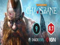 Warhammer: Chaosbane: +10 Trainer (FULL GAME RELEASE 12.10.2019): Unlimited Health, Unlimited Energy and Fast Skill Cooldowns