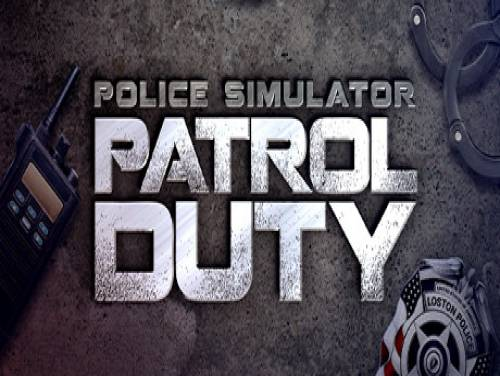 Police Simulator: Patrol Duty: Plot of the game
