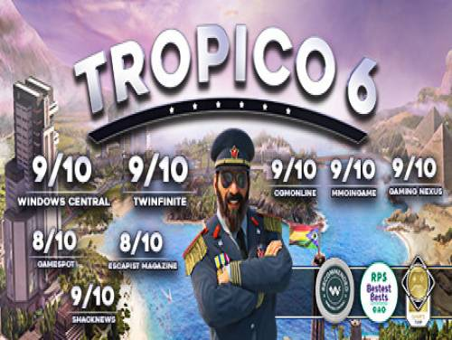Tropico 6: Plot of the Game