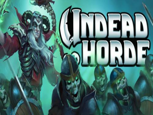 Undead Horde: Intrigue du Jeu